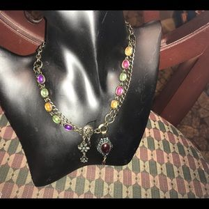 """Vintage coldwater creek necklace 15"""" new retail$39"""